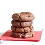 Mocha Chocolate Chip Pudding Cookies