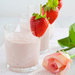 Strawberry Marshmallow Mousse