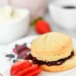 Afternoon Tea Cream Scones