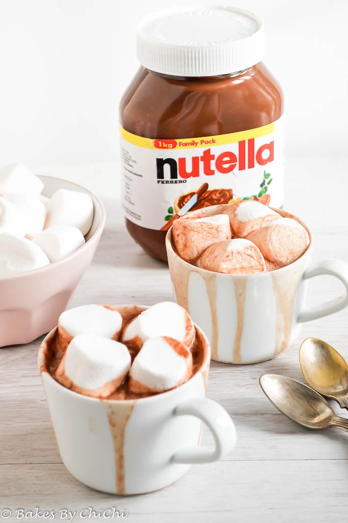 Nutella Hot Chocolate (Video)