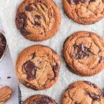 Biscoff Chocolate Chunk Cookies